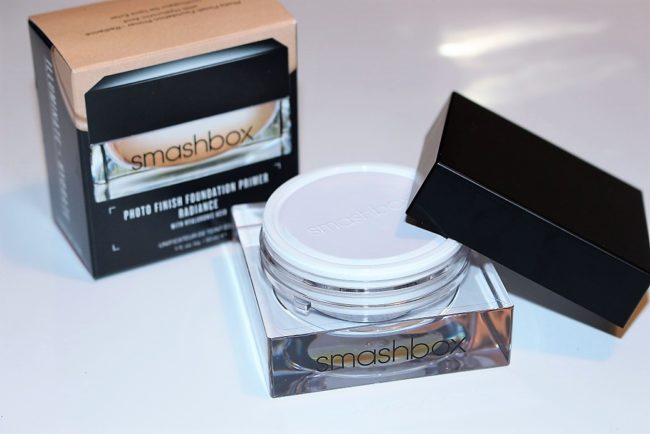 Smashbox Photo Finish Primer Radiance Review