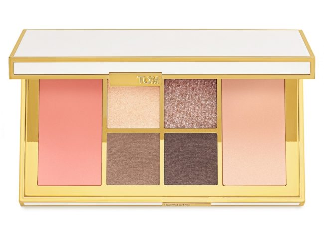 Tom Ford Solar Exposure Soleil Eye & Cheek Palette