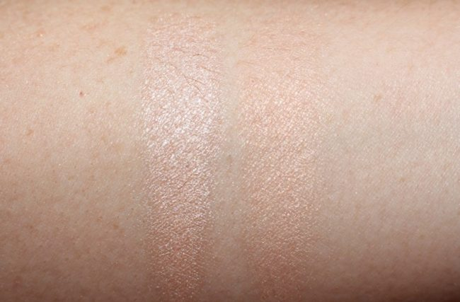 Tom Ford Solar Exposure Swatches & Comparison with Warm Soleil Palette