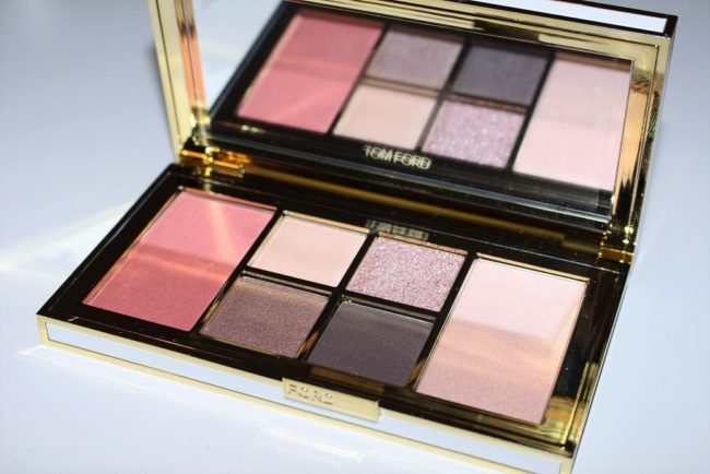 Tom Ford Solar Exposure Swatches