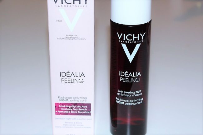 Vichy Idealia Night Peeling - Glycolic for Sensitive Skin