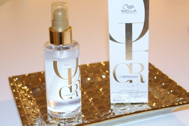 Wella Professionals Oil Reflections Light Luminous Reflective Oil Review