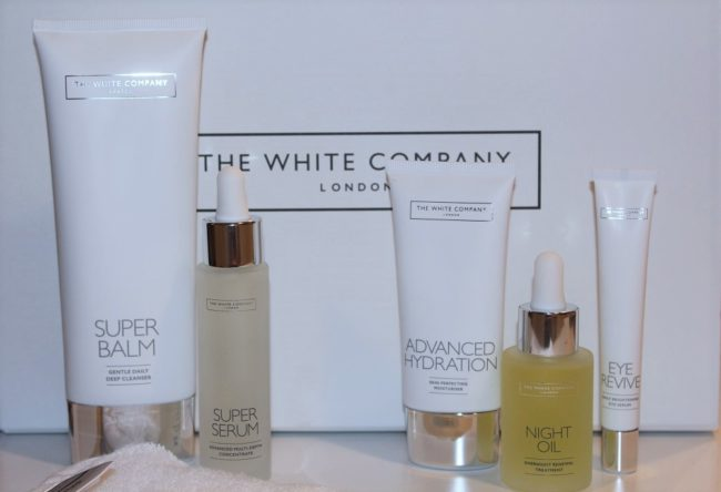White Company Advanced Skincare Collection with Deciem