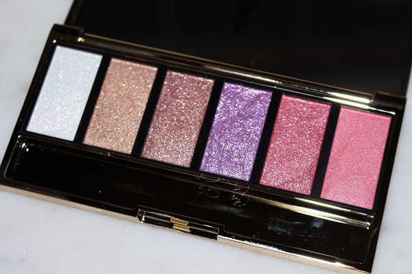 YSL Spring 2019 Shimmer Rush All Over Palette