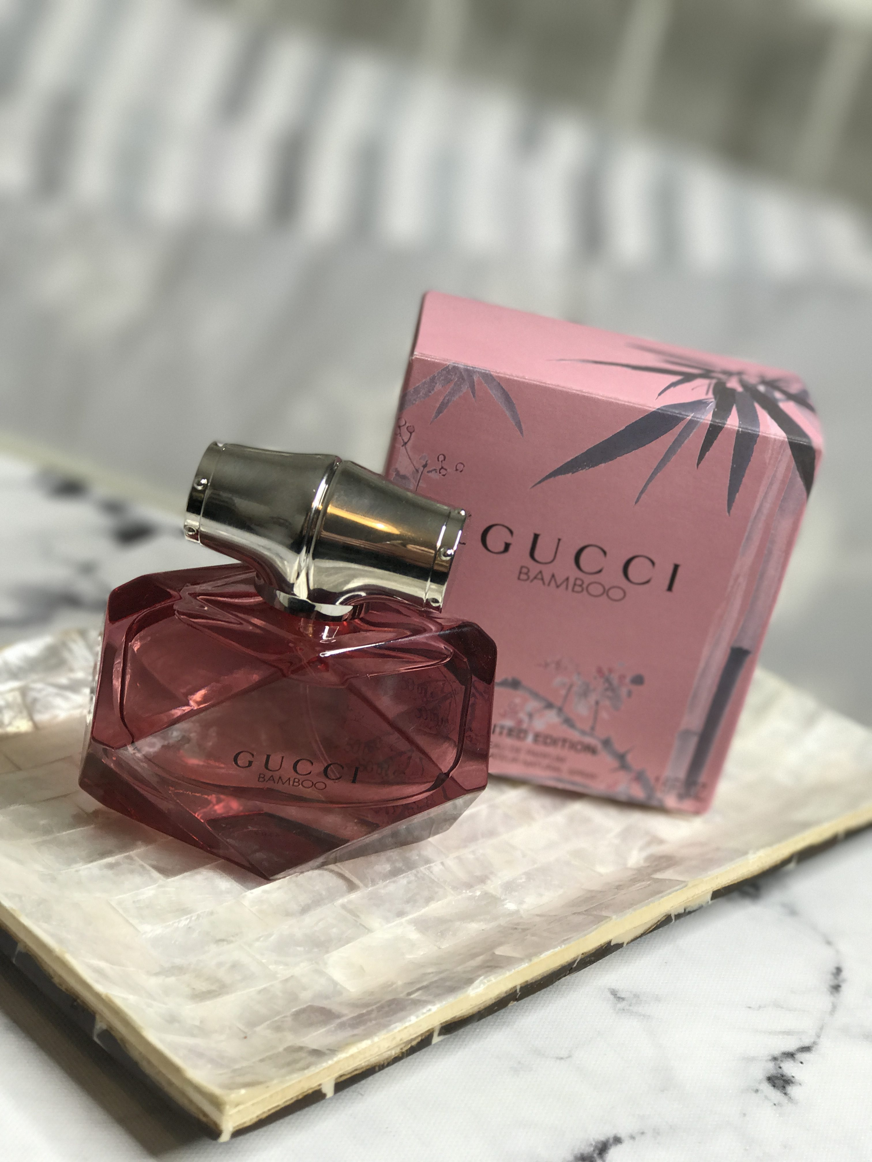 Gucci Bamboo Packaging