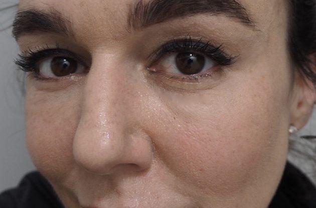 Primark PS Workout Makeup Review after run