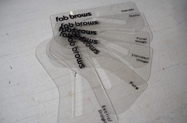 Fab Brows Duo Colour Kit Stencils
