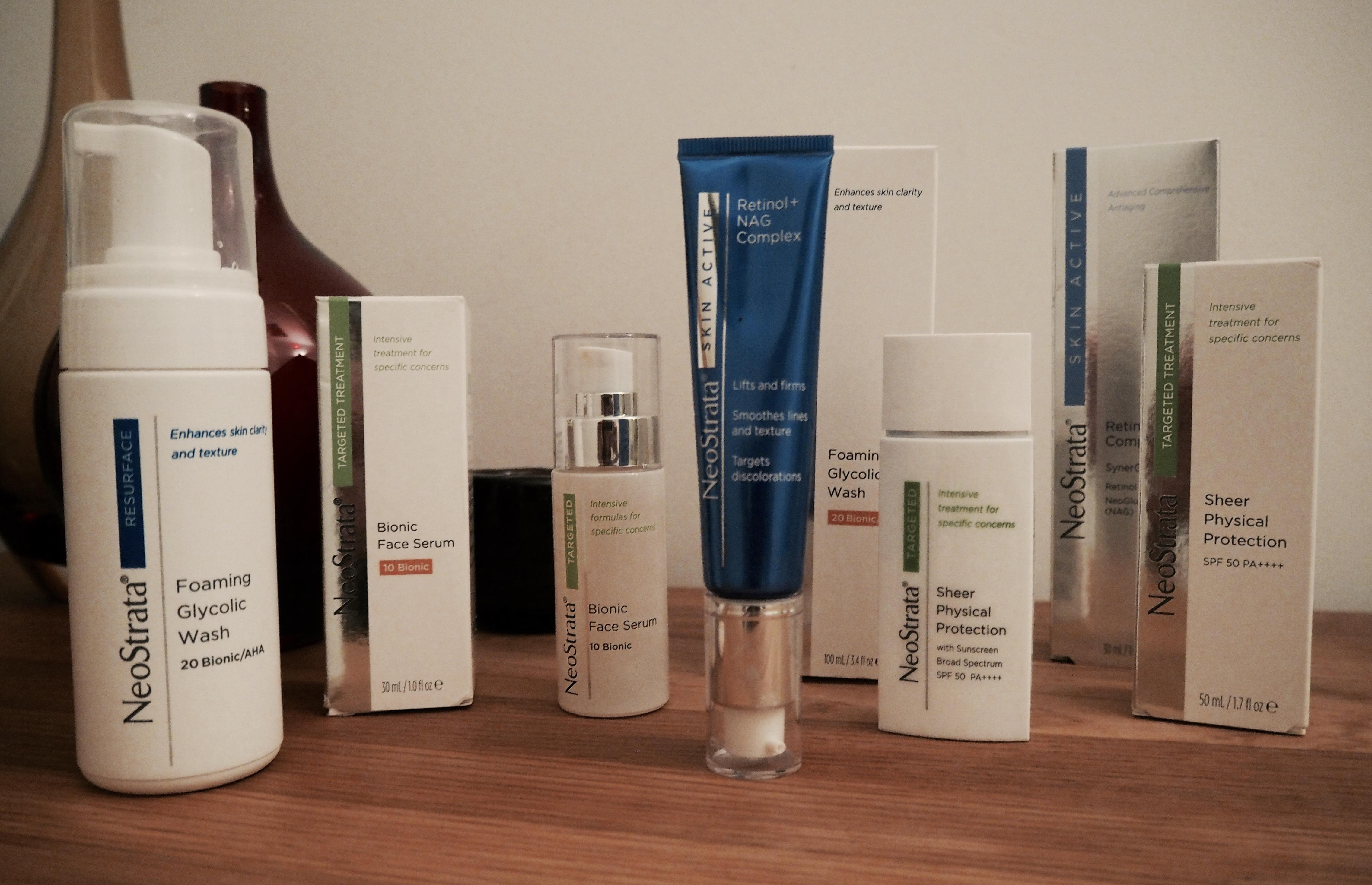 Neostrata Skin Active Skincare