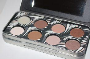 Barry M Get Shapey Brow & Eyeshadow Palette
