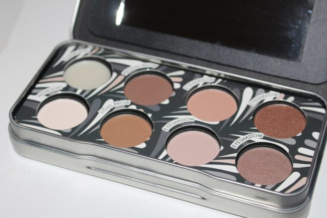 Barry M Get Shapey Brow & Eyeshadow Palette