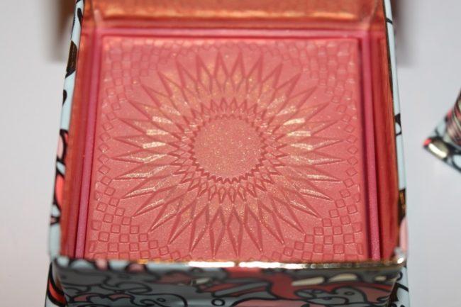 Benefit GALifornia Sunny Golden Pink Blusher