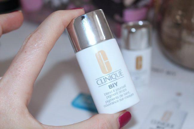 Clinique BIY Blend It Yourself Pigment Drops Review