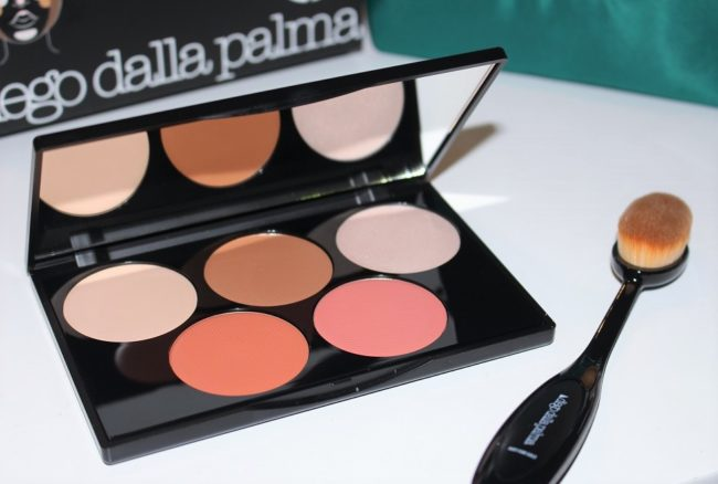 Diego Dalla Palma Highlight and Blush Contour Kit
