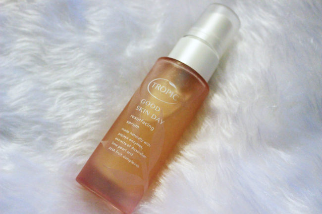 Tropic Good Skin Day Resurfacing Serum