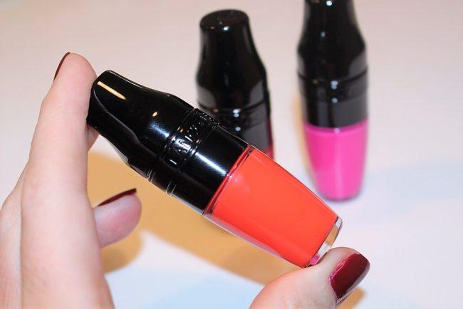 Lancome Matte Shaker Liquid Lipstick