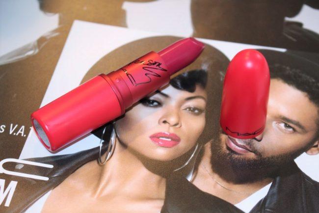 MAC Viva Glam Taraji P Henson Lipstick
