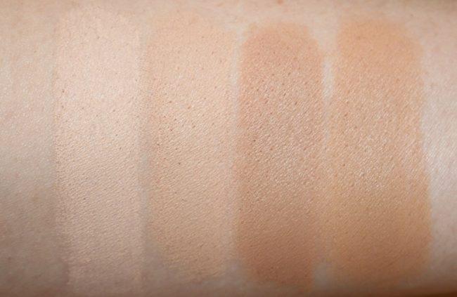 Revlon Photoready Insta Fix Makeup Swatches