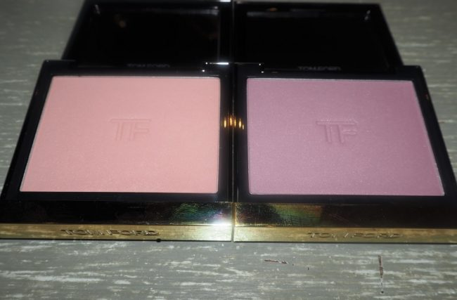Tom Ford Spring 2017 Cheek Color - Inhibition & Gratuitous
