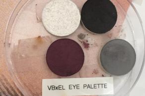 Victoria Beckham Estee Lauder Autumn 2017 Eyeshadow Palette