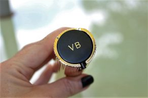 Victoria Beckham Estee Lauder Morning Aura Illuminating Creme