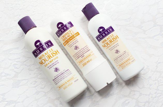 Aussie Miracle Nourish Hair Care
