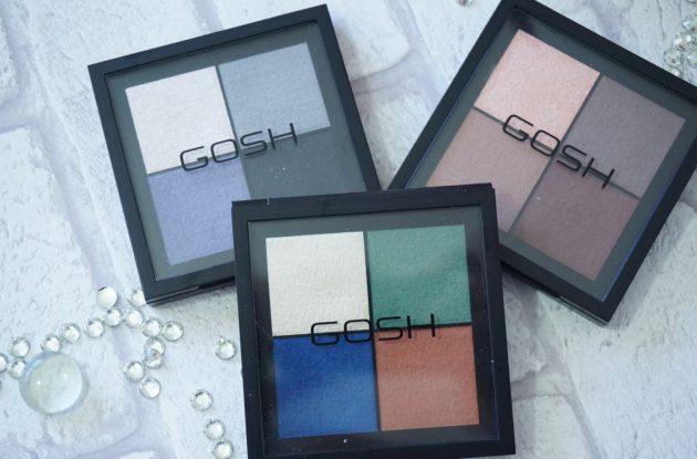 GOSH SS17 Eye Xpression Palettes