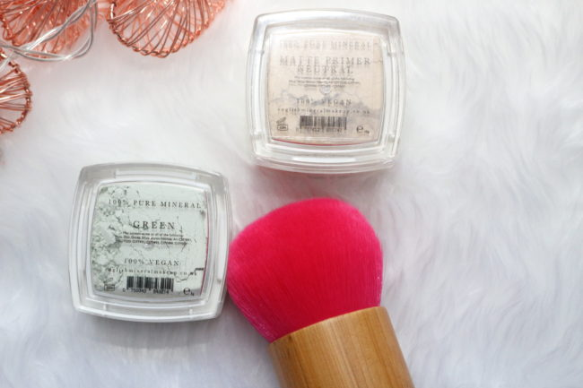 English Mineral Makeup