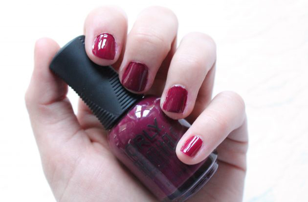 Orly Breathable Nail Polish - The Antidote Swatch
