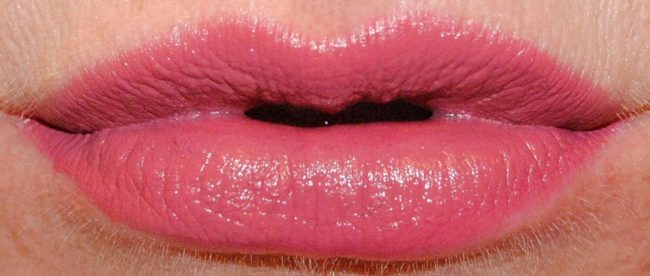Bobbi Brown Art Stick Liquid Lip Swatches - Pink Heather