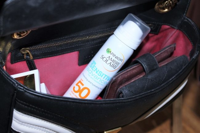Garnier Ambre Solaire Protecting and Hydrating Face Mist SPF50 Review