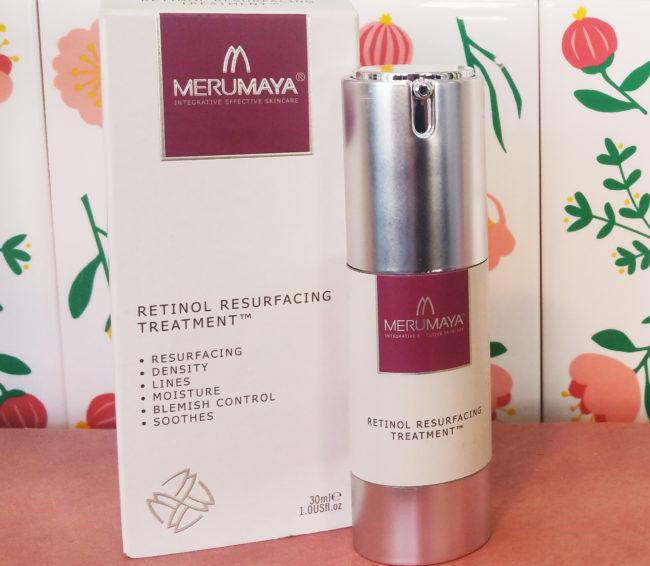 Merumaya Retinol Resurfacing Treatment
