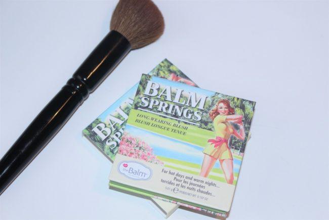 theBalm Balm Springs Long Wear Blush