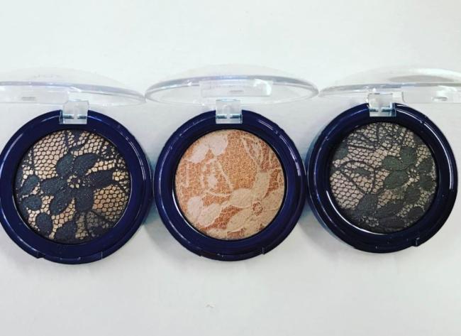 Too Faced Lace Eyeshadows - Sneak Peek!