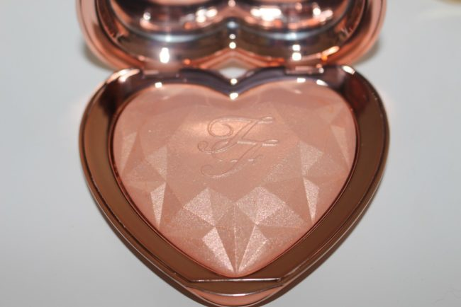 Too Faced Love Light Prismatic Highlighter Review Amp Swatches