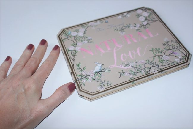 Too Faced Natural Love Neutral Eyeshadow Palette