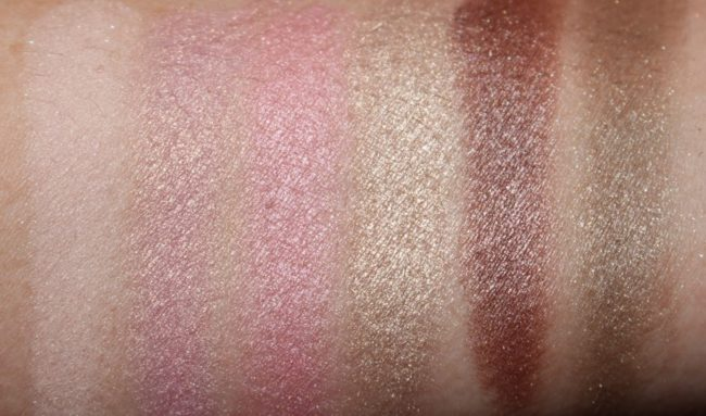 Too Faced Natural Love Neutral Eyeshadow Palette Swatches