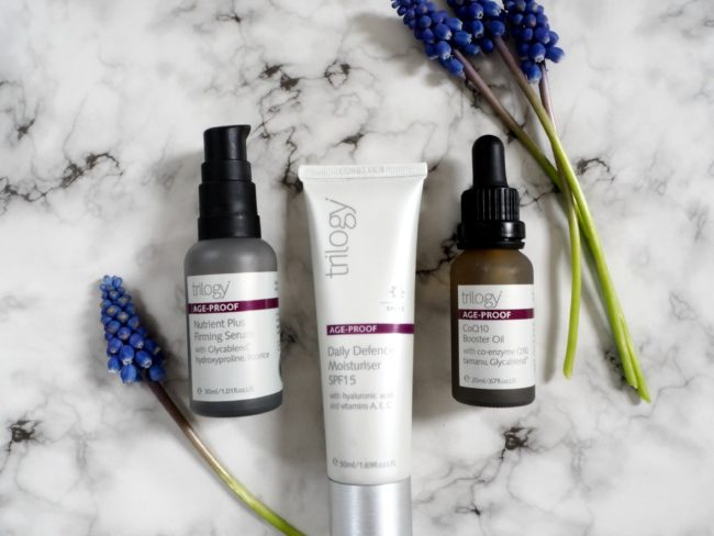 Trilogy Age-Proof Skincare