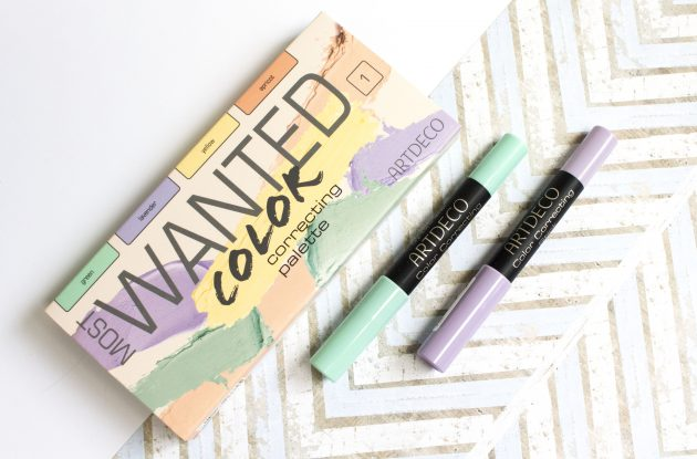 ART DECO Colour Correcting Products