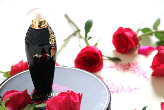 E.Coudray Limited Edition Ylang Ylang Fragrance