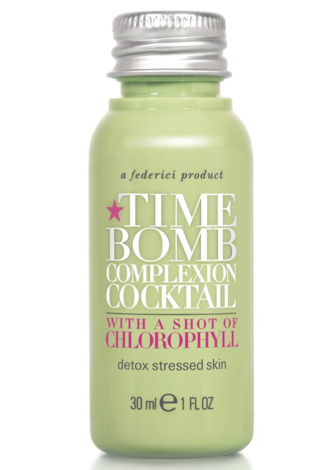 Time Bomb Complexion Cocktail- With A Shot Of Chlorophyll