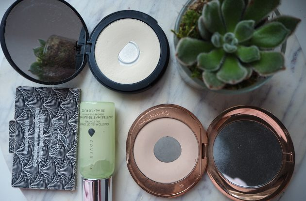 Top Tips for Oily Skin / Long Lasting Make-up