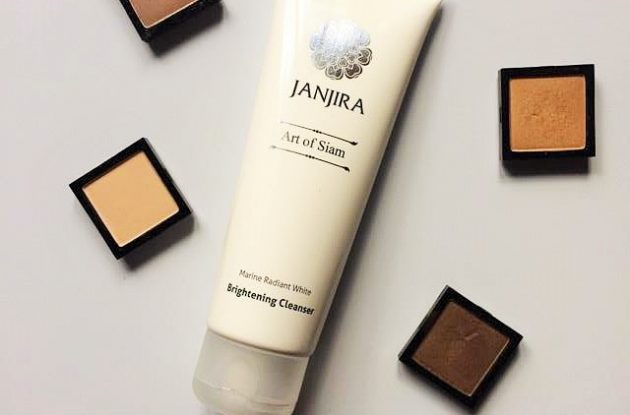 Spring Cleansers - Janjira Marine Radiant White Brightening Cleanser