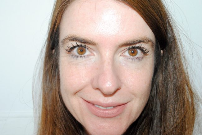 Benefit POREfessional Pore Minimizing Makeup - before