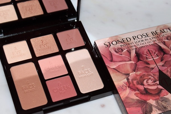 Charlotte Tilbury Instant Look In A Palette Stoned Rose Beauty Out Now