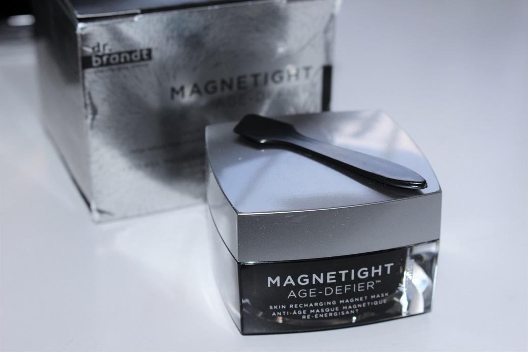 Dr Brandt Magnetight Age Defier Mask Review - Magnet Mask!