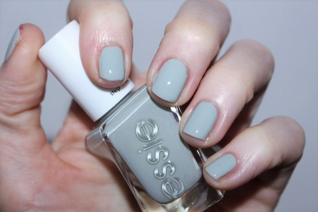 Essie Gel Couture Bridal Collection by Monique Lhuillier Sage You Love Me