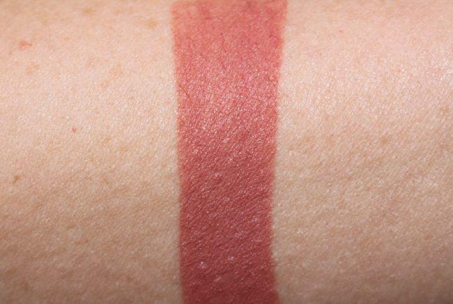 Raw Sugar Swatch - Estee Lauder Pure Color Love Lipstick