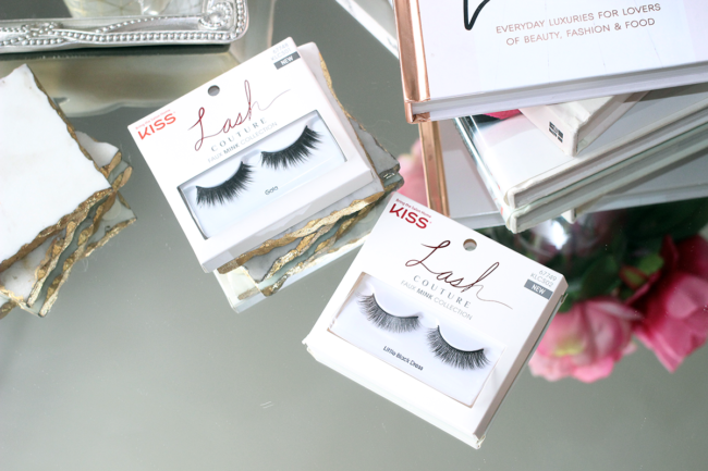 Kiss Lashes Couture Faux Mink Collection