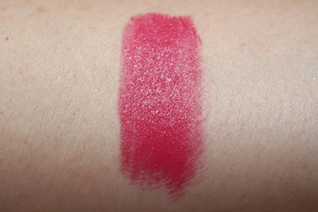 MAC Fruity Juicy Lipstick - Love at First Bite Swatch