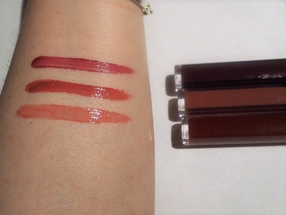 NARS Charlotte Gainsbourg Lip Tint Swatches